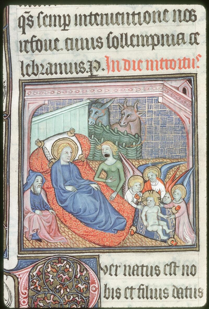 Tours, Bibl. mun., ms. 0185, f. 019 - vue 2