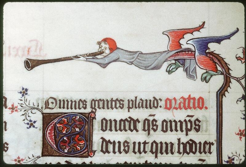 Tours, Bibl. mun., ms. 0185, f. 137v - vue 2