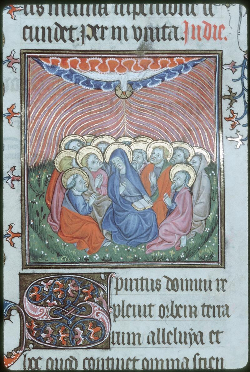 Tours, Bibl. mun., ms. 0185, f. 143v - vue 2