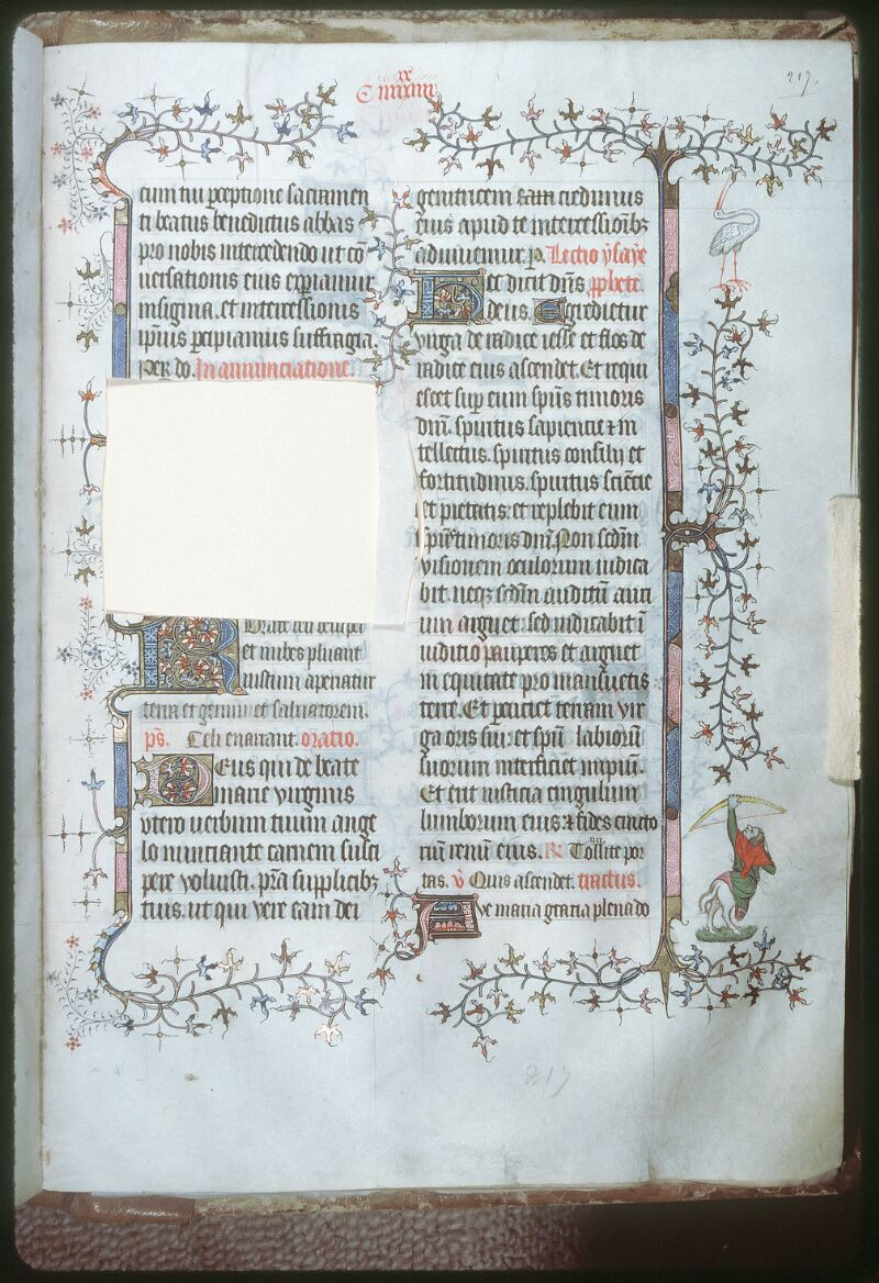 Tours, Bibl. mun., ms. 0185, f. 217