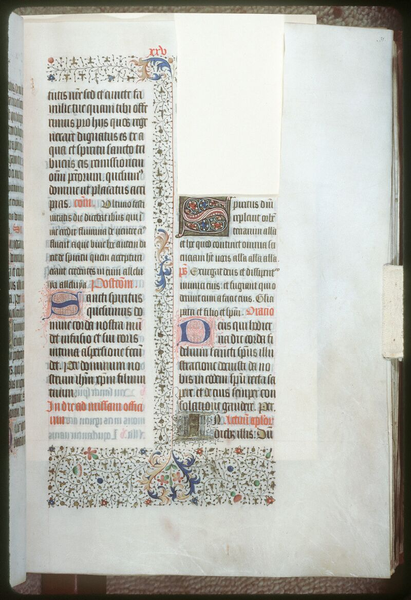 Tours, Bibl. mun., ms. 0187, f. 031