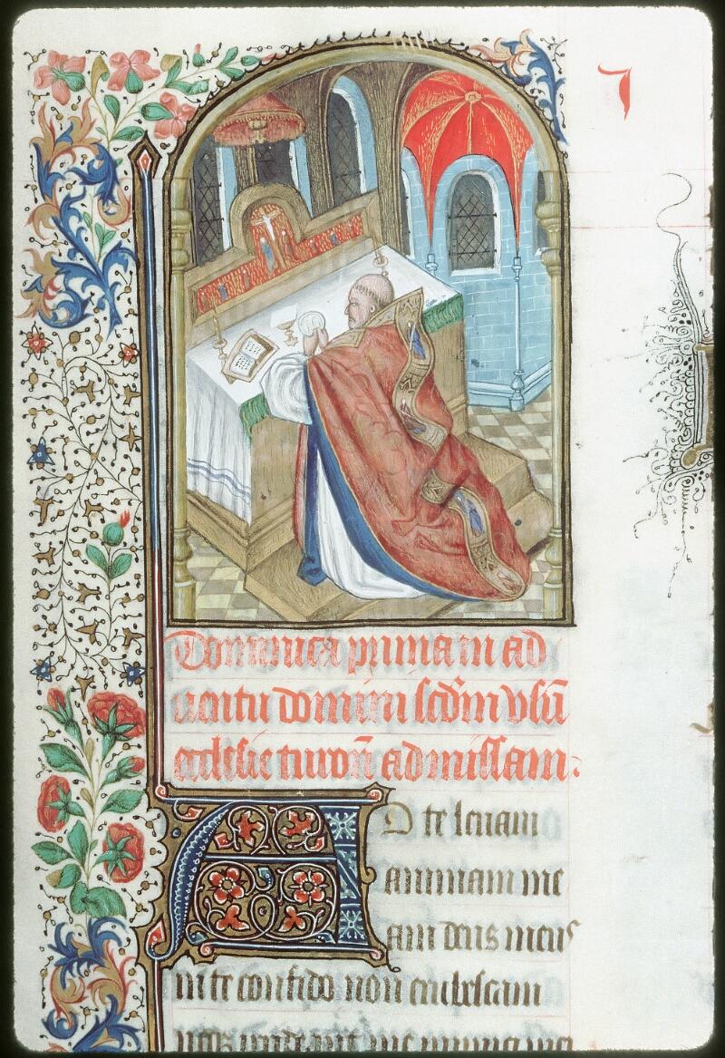 Tours, Bibl. mun., ms. 0189, f. 007 - vue 2