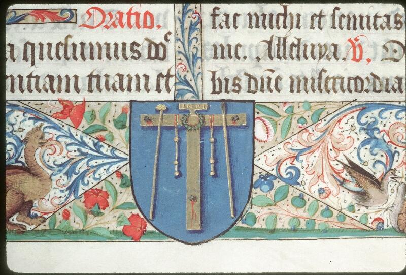 Tours, Bibl. mun., ms. 0190, f. 007 - vue 3