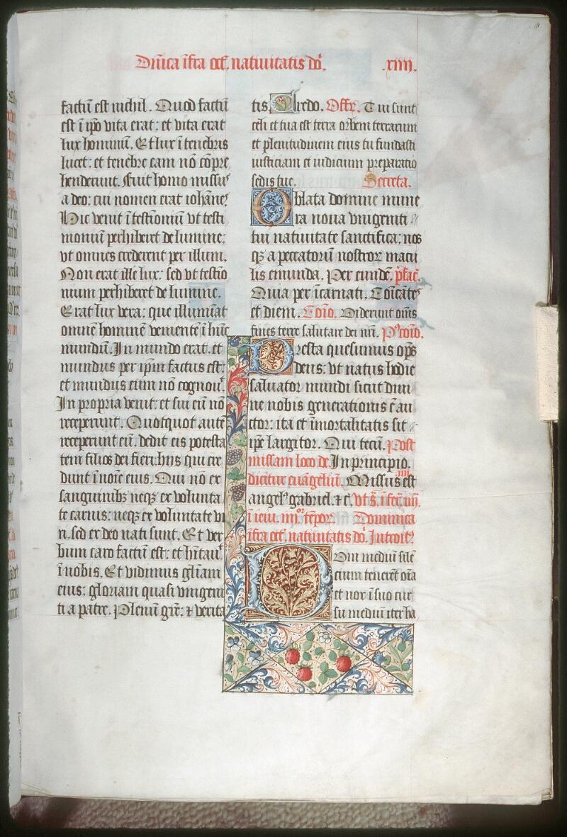 Tours, Bibl. mun., ms. 0190, f. 018
