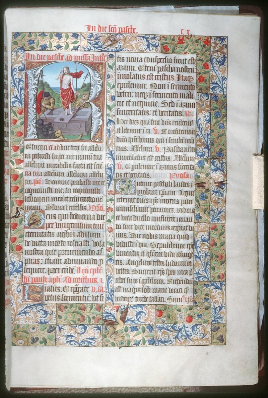 Tours, Bibl. mun., ms. 0190, f. 114 - vue 1