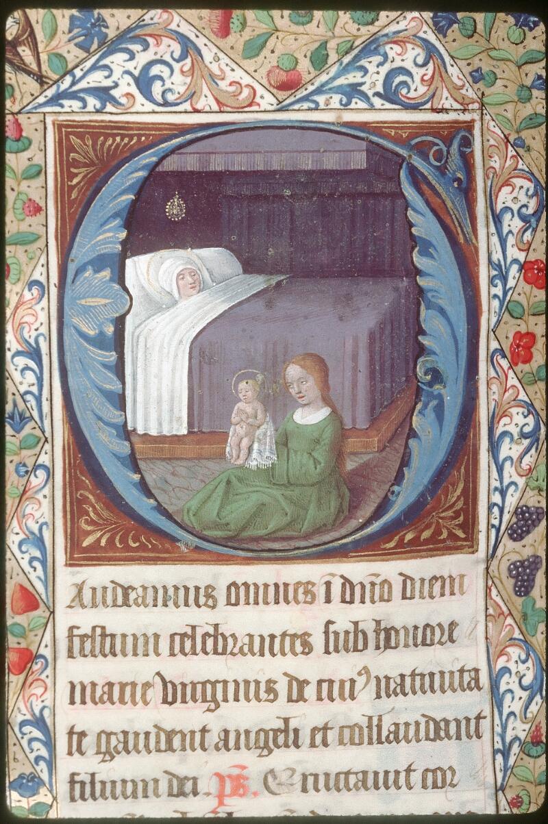 Tours, Bibl. mun., ms. 0190, f. 242v - vue 2