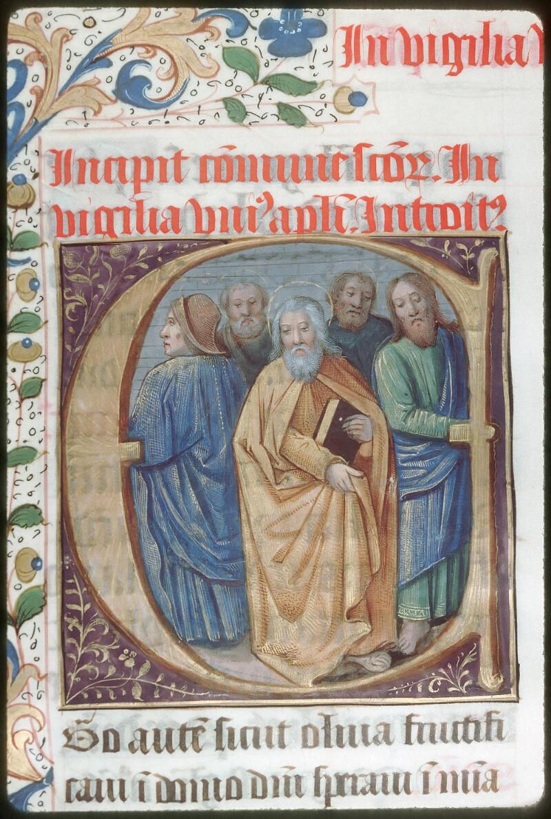 Tours, Bibl. mun., ms. 0190, f. 255
