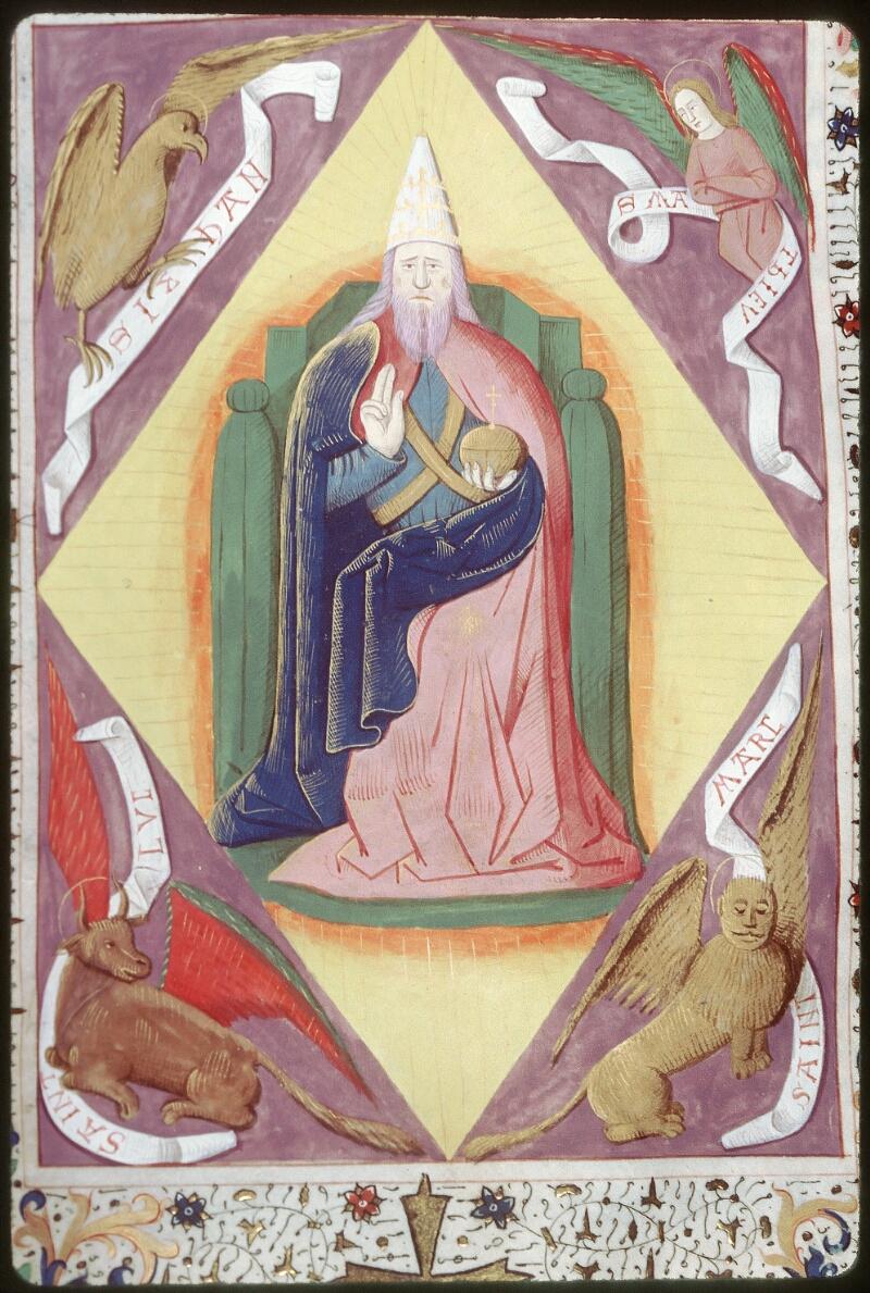 Tours, Bibl. mun., ms. 0191, f. 140