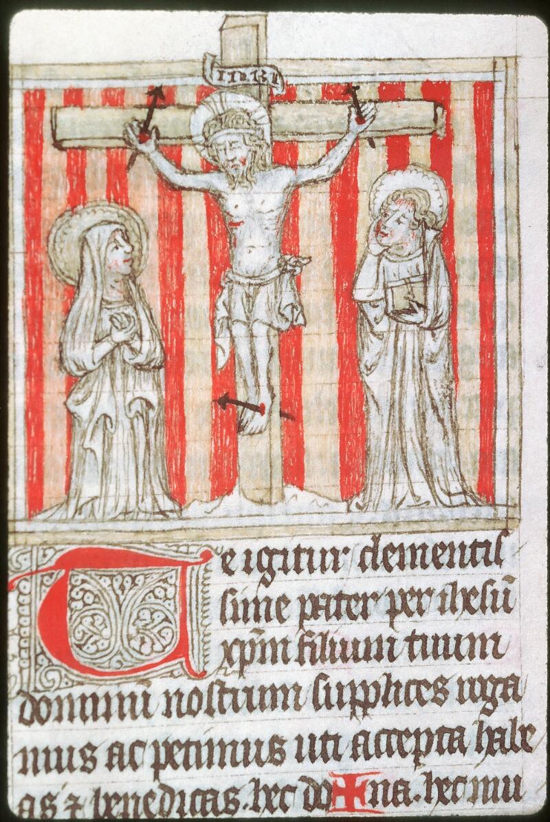 Tours, Bibl. mun., ms. 0192, f. 022v - vue 2