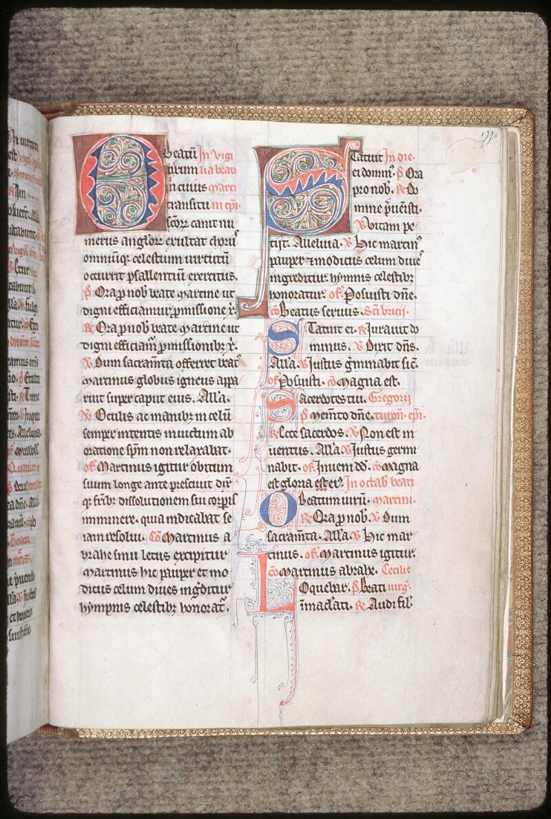 Tours, Bibl. mun., ms. 0193, f. 177