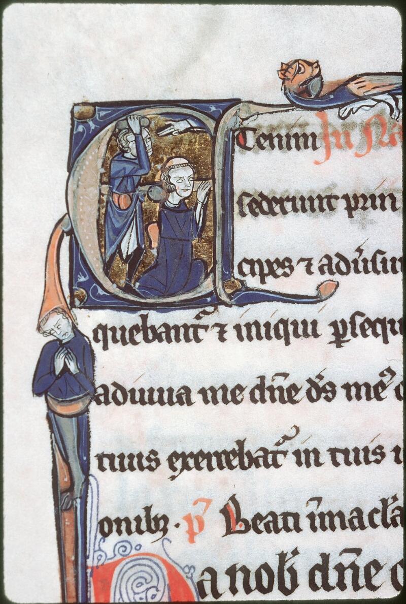 Tours, Bibl. mun., ms. 0198, f. 060v - vue 2