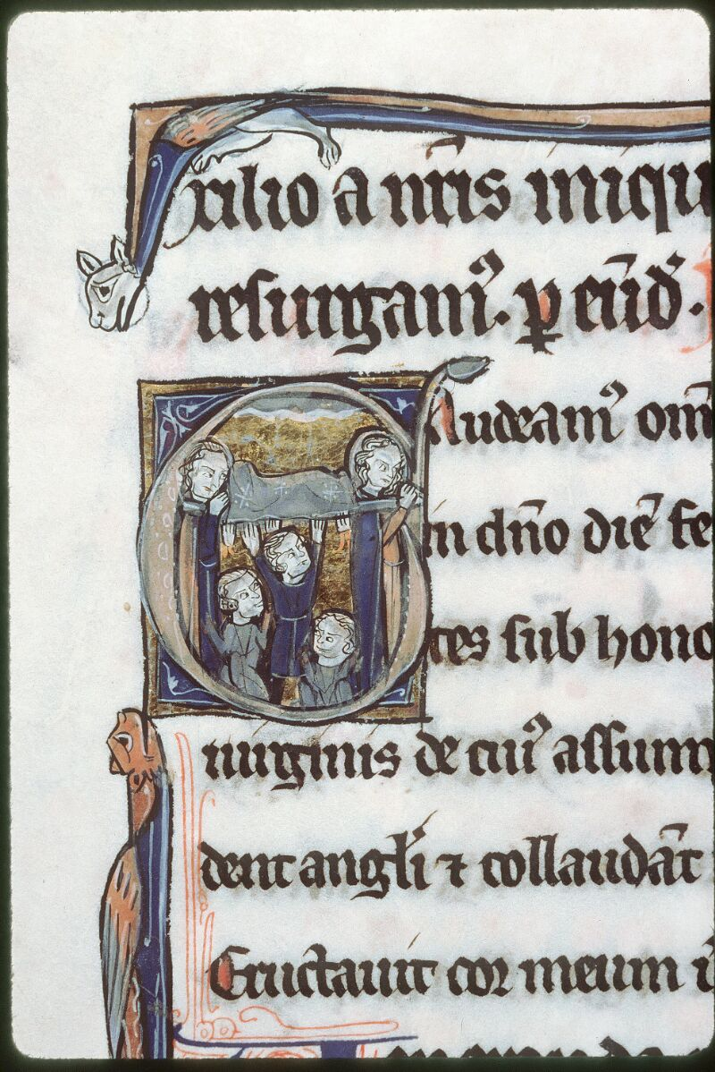Tours, Bibl. mun., ms. 0198, f. 088v - vue 2