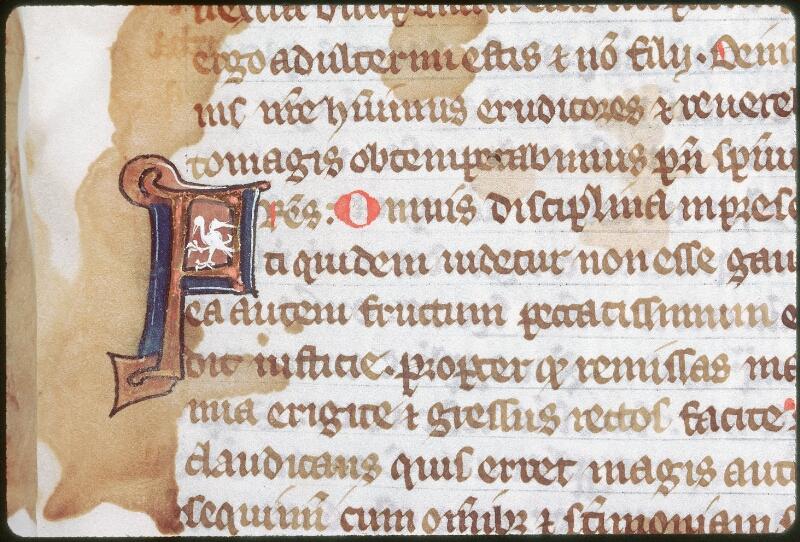 Tours, Bibl. mun., ms. 0201, f. 007 - vue 2