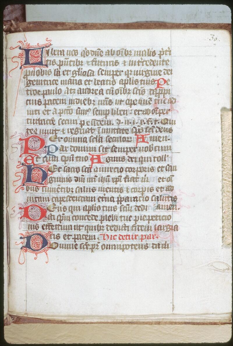 Tours, Bibl. mun., ms. 0213, f. 030