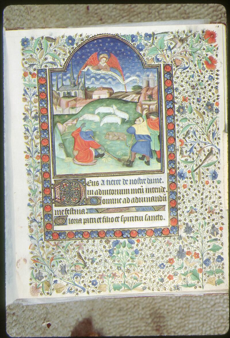 Tours, Bibl. mun., ms. 0217, f. 010 - vue 1