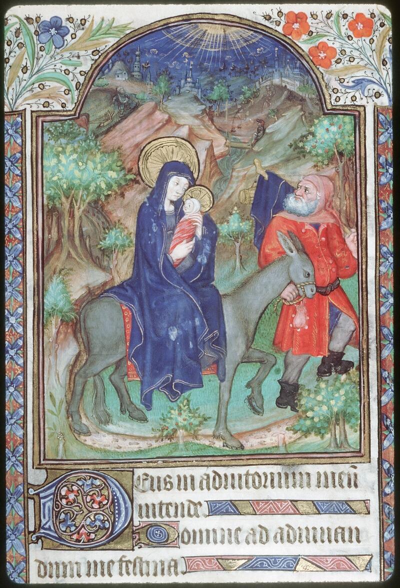 Tours, Bibl. mun., ms. 0217, f. 025 - vue 2