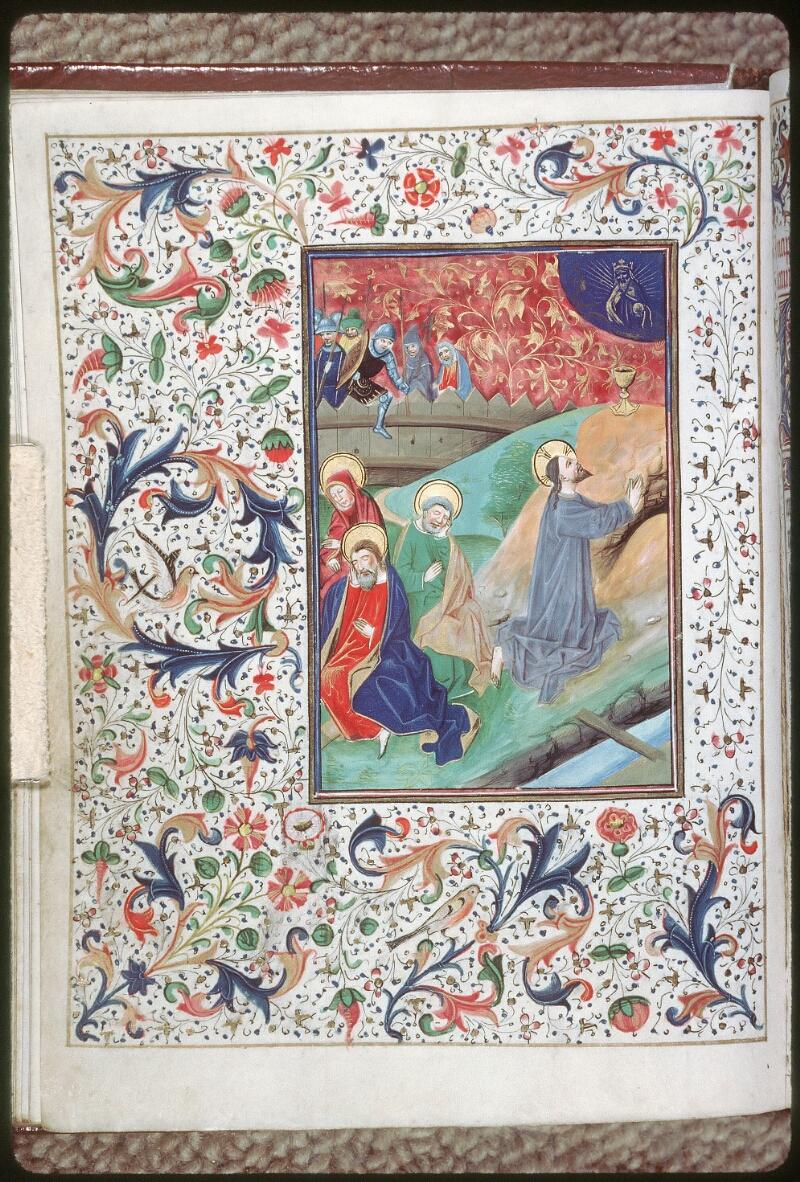 Tours, Bibl. mun., ms. 0218, f. 025v - vue 1