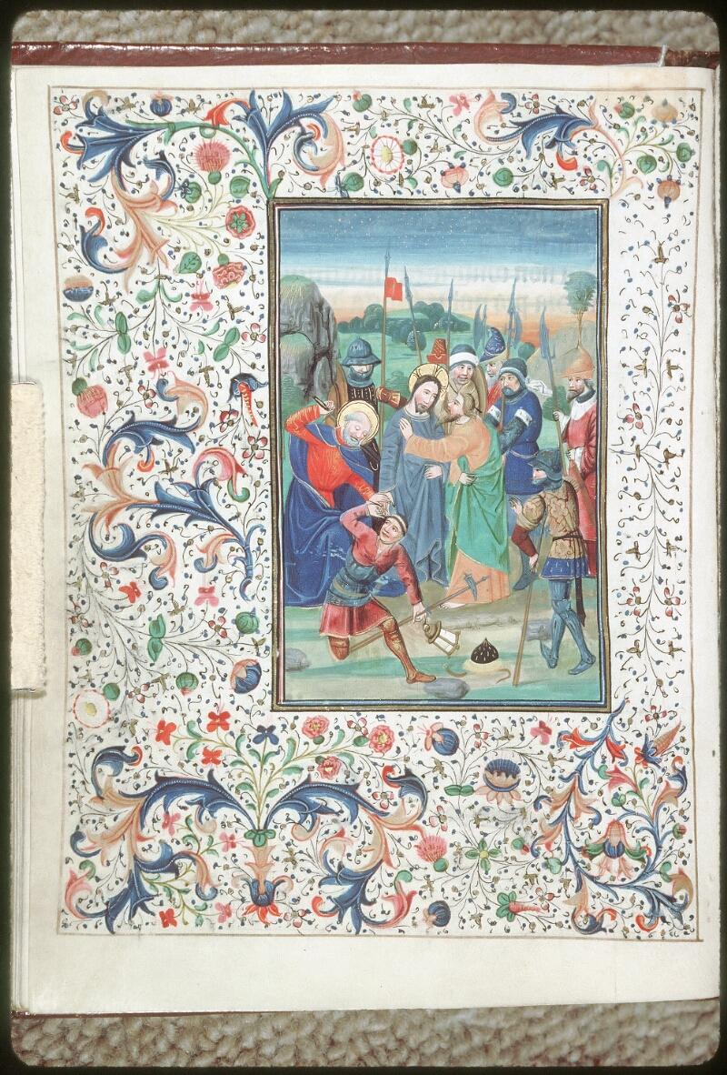 Tours, Bibl. mun., ms. 0218, f. 041v - vue 1