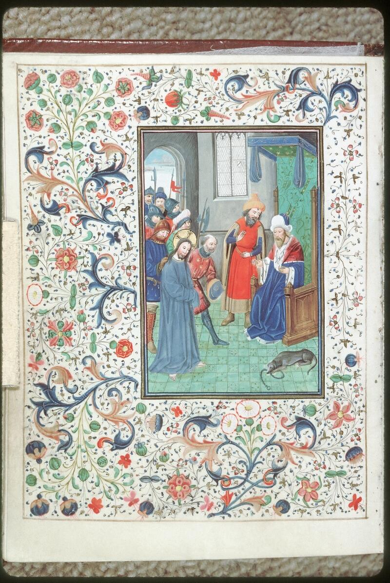 Tours, Bibl. mun., ms. 0218, f. 052v - vue 1