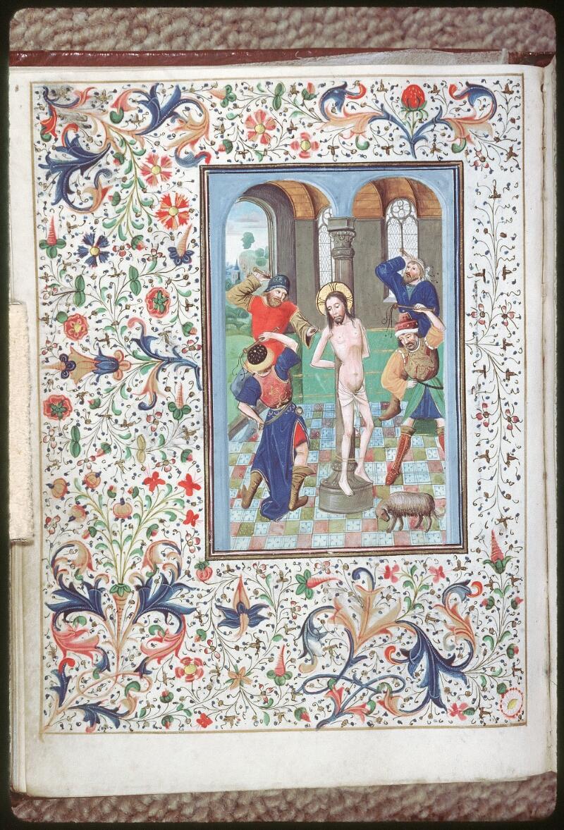 Tours, Bibl. mun., ms. 0218, f. 057v - vue 1
