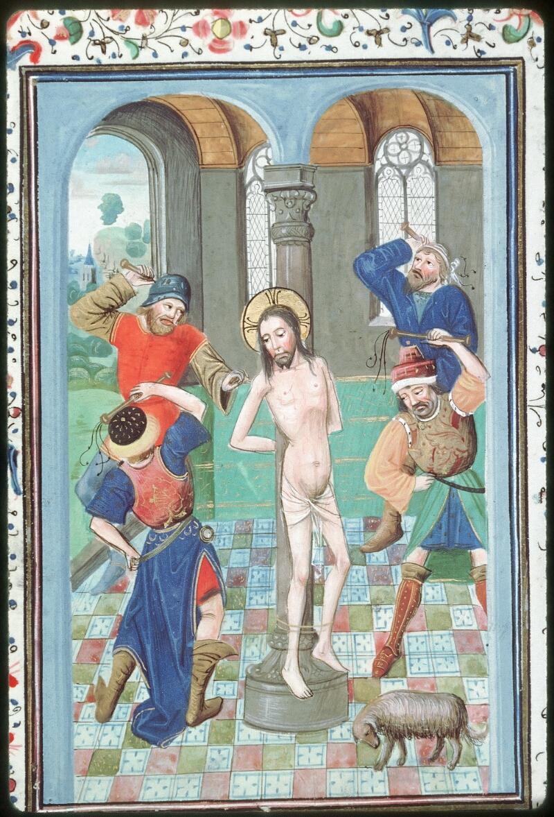 Tours, Bibl. mun., ms. 0218, f. 057v - vue 2