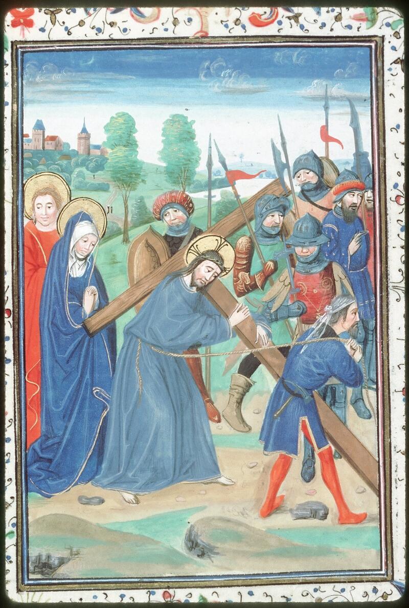 Tours, Bibl. mun., ms. 0218, f. 062v - vue 2