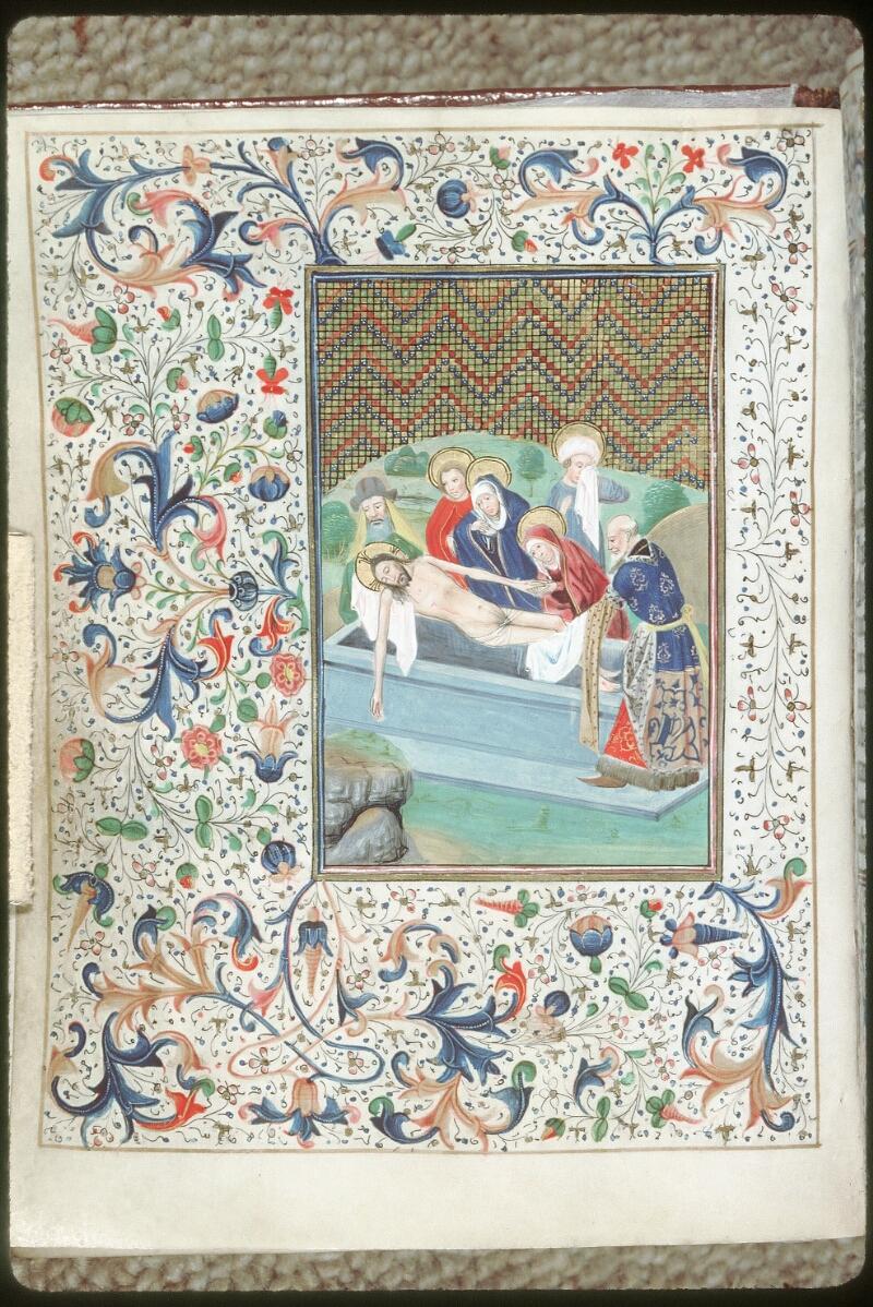 Tours, Bibl. mun., ms. 0218, f. 079v - vue 1