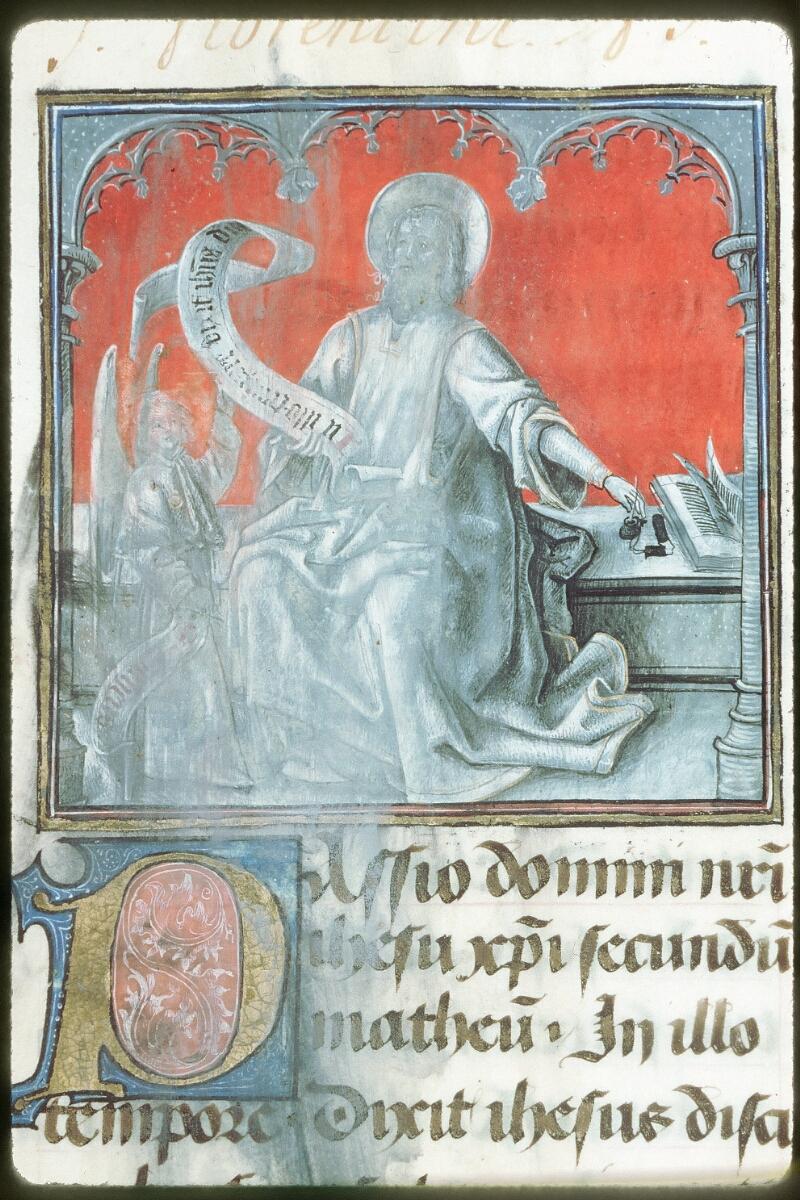 Tours, Bibl. mun., ms. 0219, f. 001