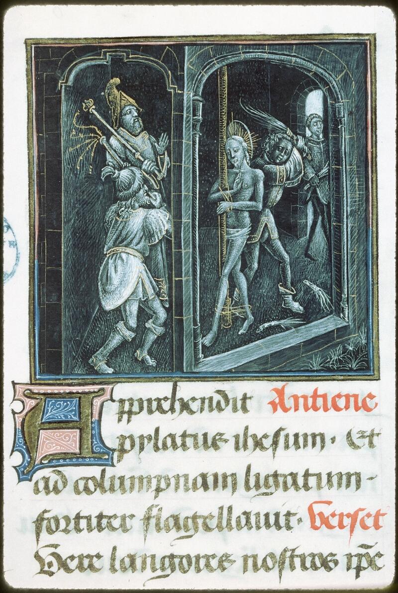 Tours, Bibl. mun., ms. 0219, f. 089 - vue 1