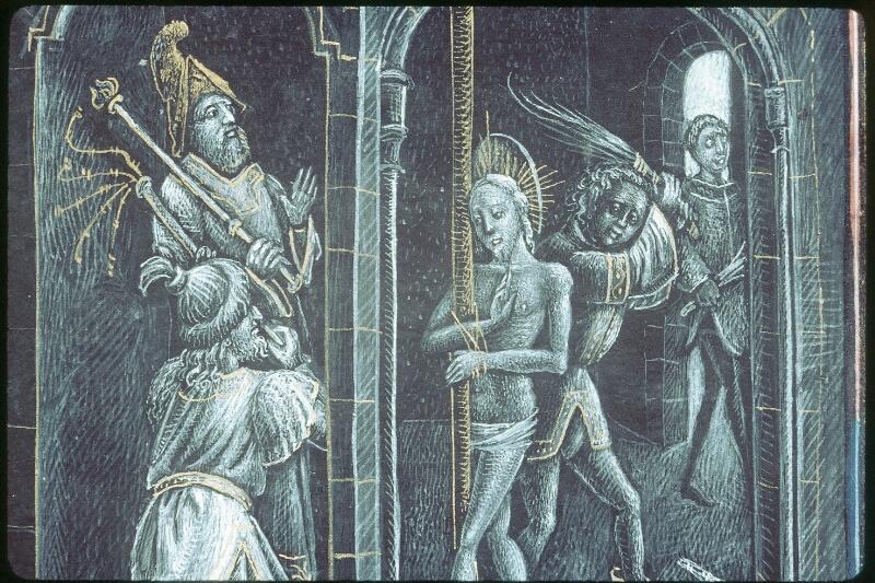 Tours, Bibl. mun., ms. 0219, f. 089 - vue 2
