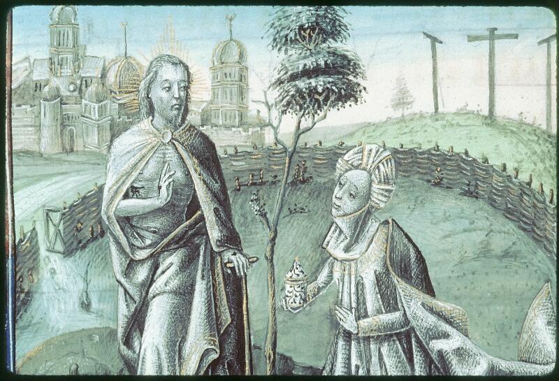 Tours, Bibl. mun., ms. 0219, f. 090v - vue 2