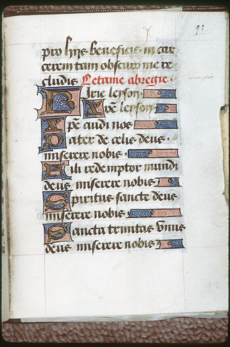 Tours, Bibl. mun., ms. 0219, f. 092