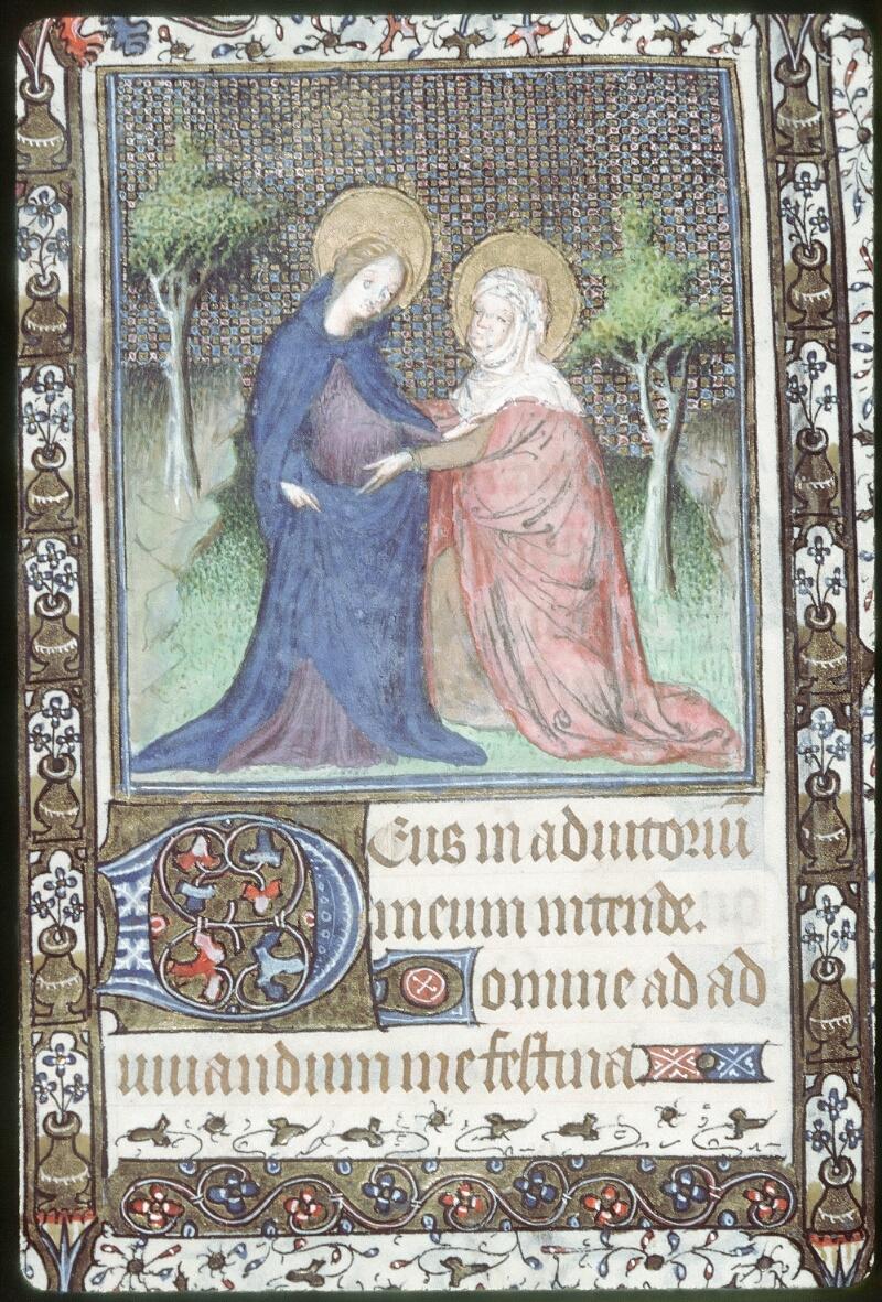 Tours, Bibl. mun., ms. 0220, f. 052 - vue 2