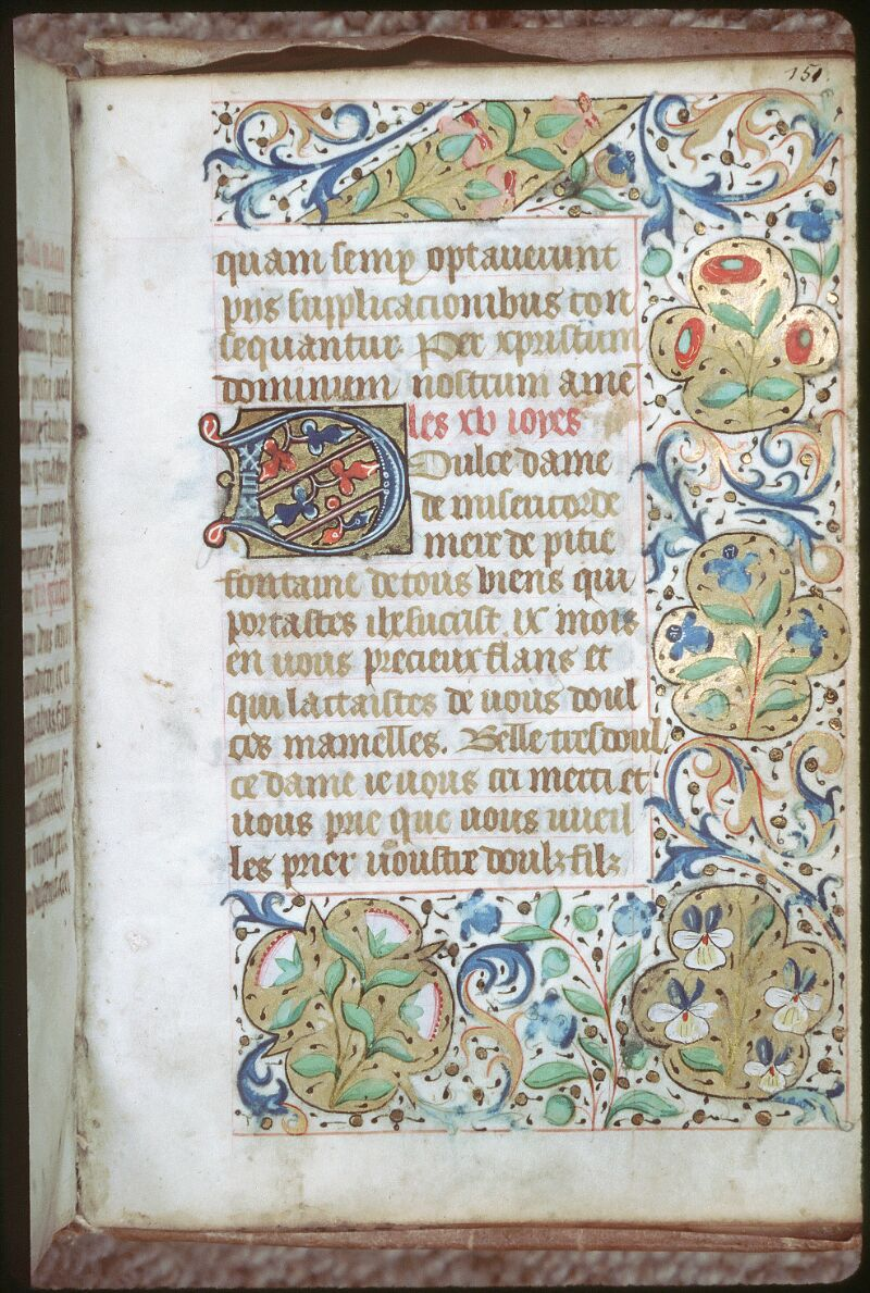 Tours, Bibl. mun., ms. 0224, f. 151