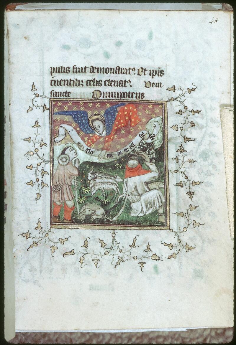 Tours, Bibl. mun., ms. 0226, f. 048 - vue 1