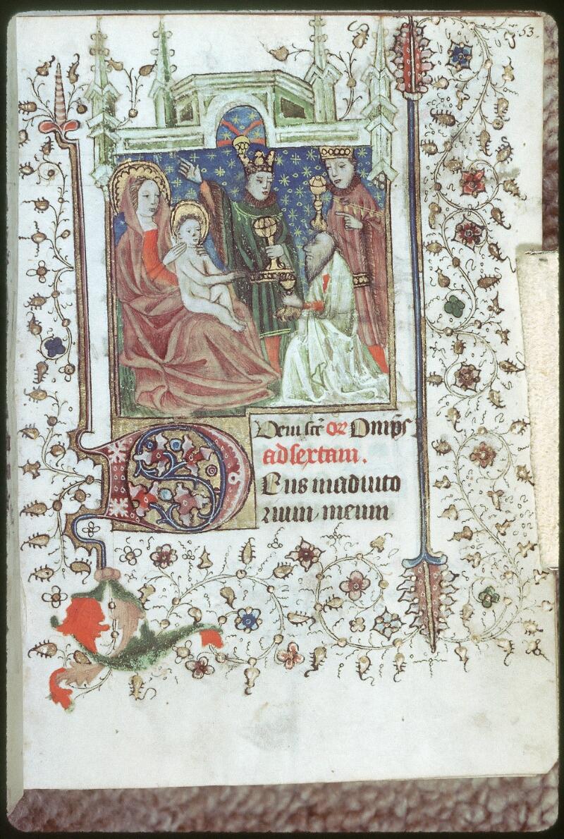 Tours, Bibl. mun., ms. 0226, f. 053 - vue 1