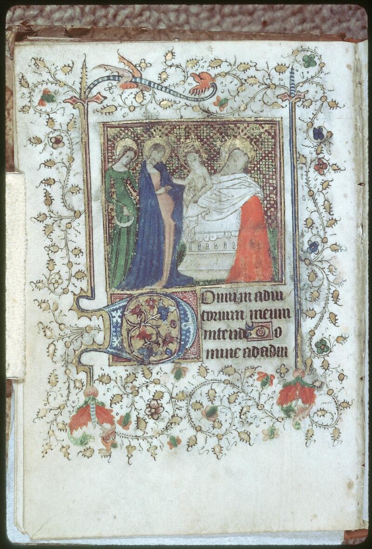 Tours, Bibl. mun., ms. 0226, f. 057v - vue 1