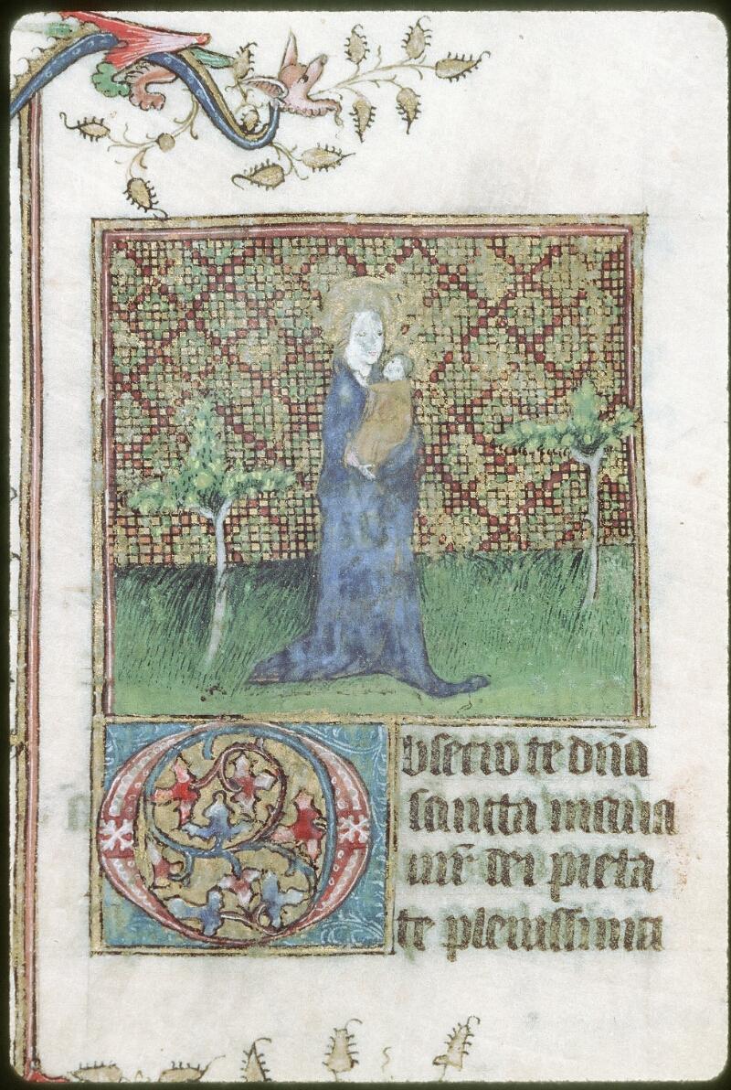 Tours, Bibl. mun., ms. 0226, f. 130 - vue 2