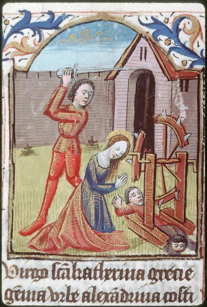 Tours, Bibl. mun., ms. 0227, f. 160v - vue 2