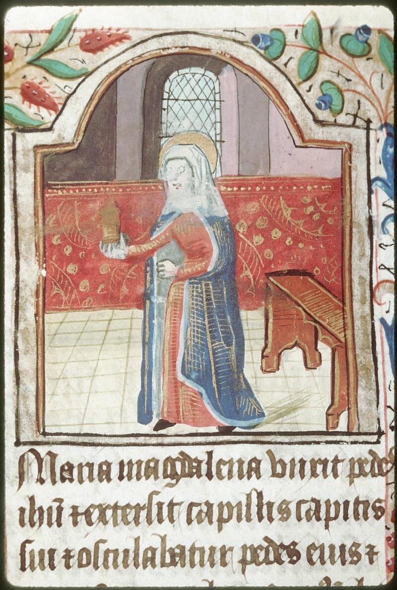 Tours, Bibl. mun., ms. 0227, f. 161v - vue 2