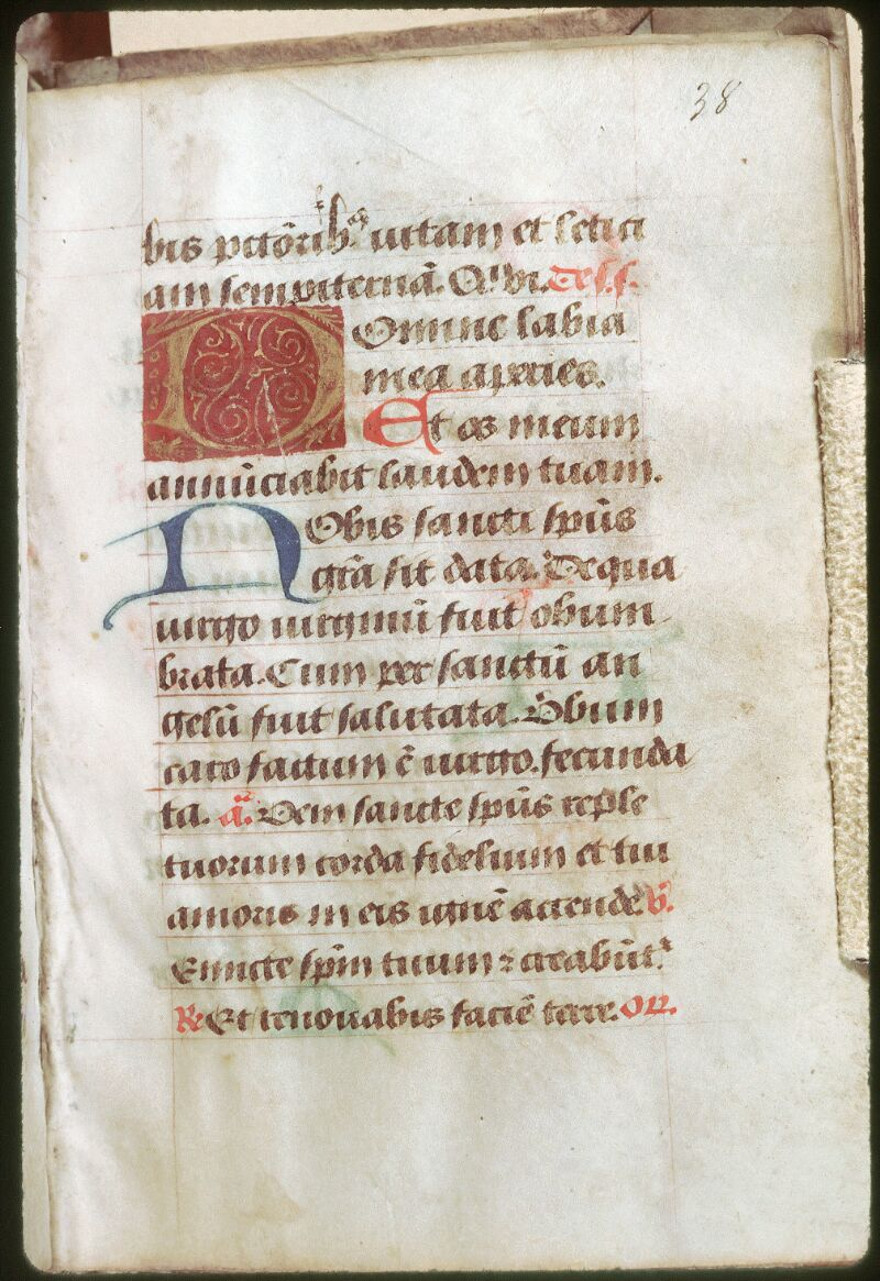 Tours, Bibl. mun., ms. 0228, f. 038