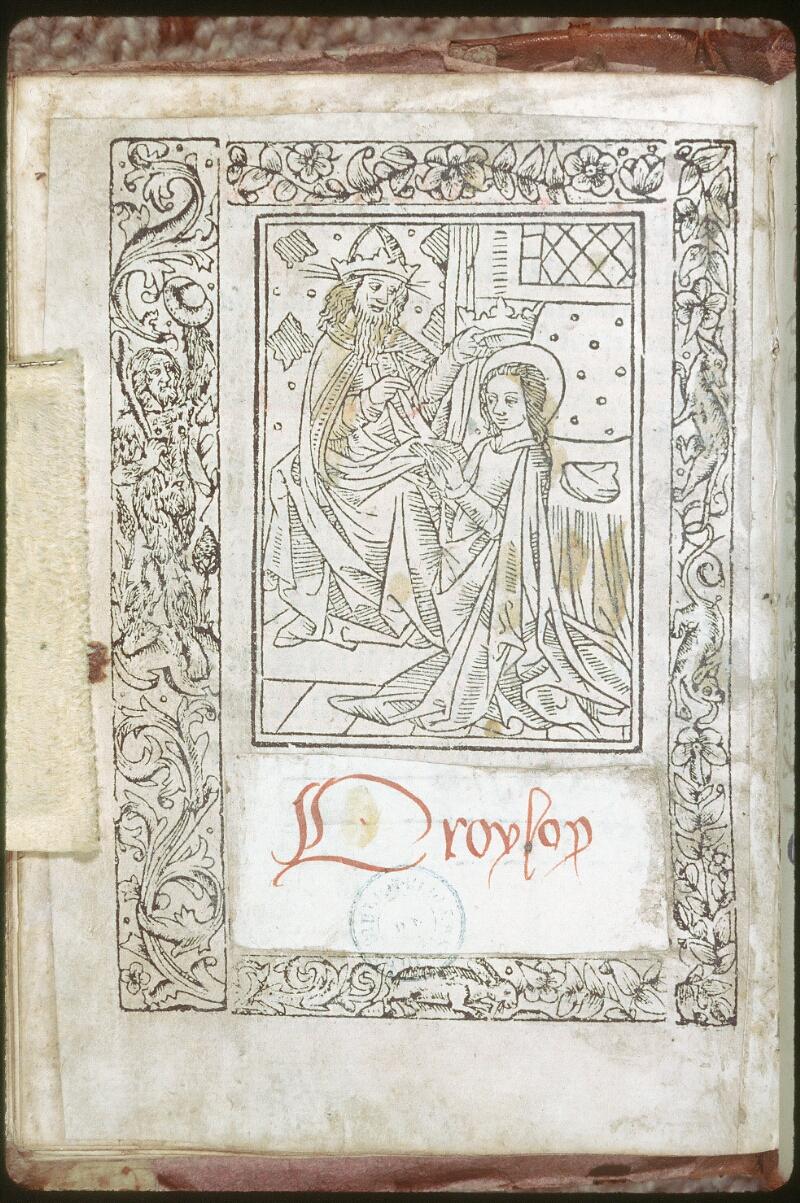 Tours, Bibl. mun., ms. 0231, f. 088v