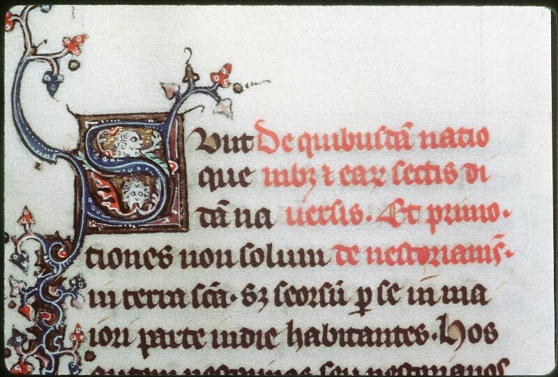 Tours, Bibl. mun., ms. 0398, f. 042 - vue 2