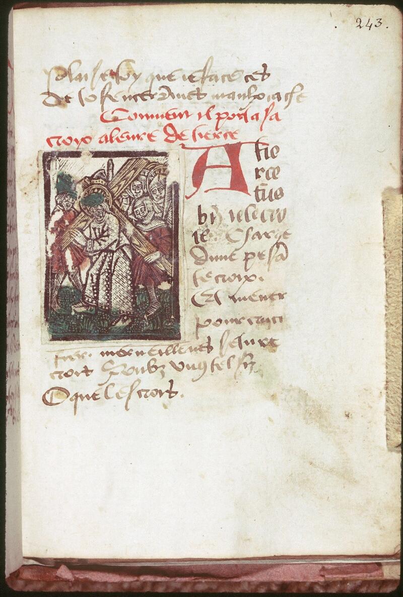 Tours, Bibl. mun., ms. 0231, f. 243