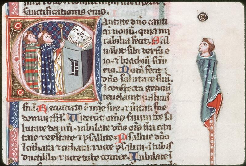 Tours, Bibl. mun., ms. 0008, f. 249 - vue 1