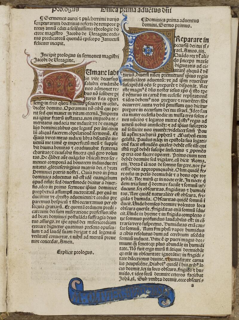 Valognes, Bibl. mun., impr. R-0145, f. 014 - vue 2
