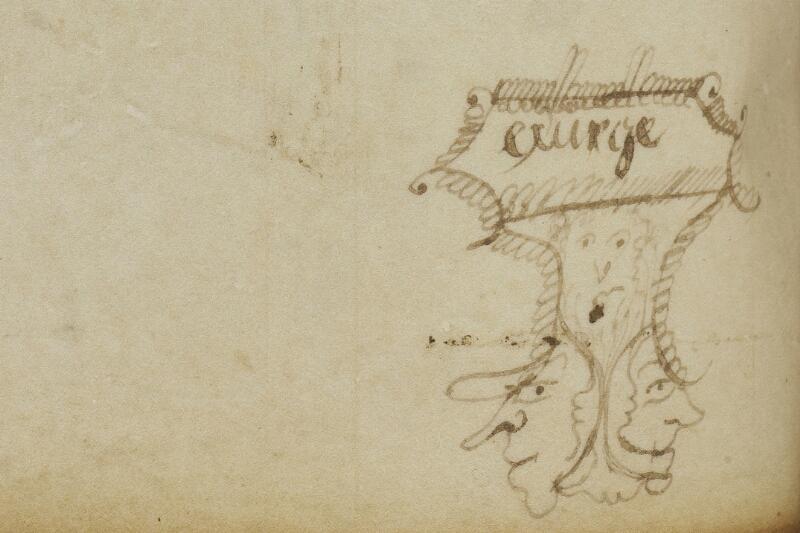 Valognes, Bibl. mun., ms. 0004, f. 208v - vue 3