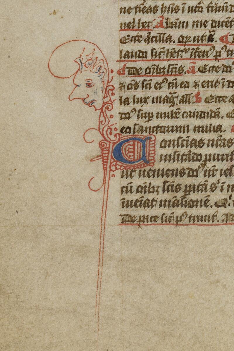Valognes, Bibl. mun., ms. 0004, f. 267v - vue 2