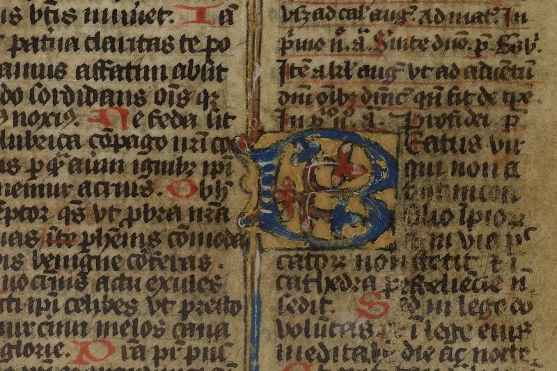 Valognes, Bibl. mun., ms. 0006, f. 128 - vue 3