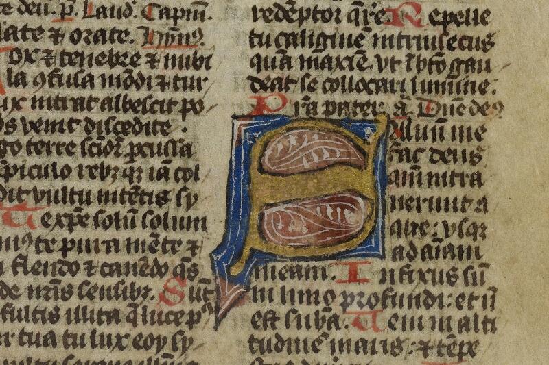 Valognes, Bibl. mun., ms. 0006, f. 155 - vue 2